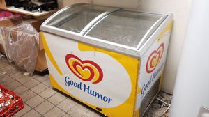 Glass top chest freezer for Sale in Sumner, WA
