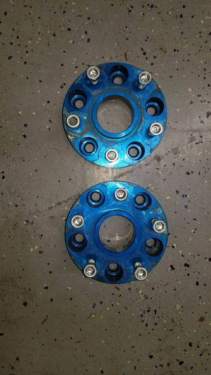 Wheel Spacers -Jeep Wrangler for Sale in Upper Marlboro, MD