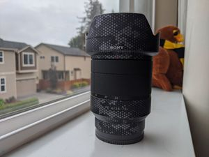 Sony FE 24-70 F4 E-Mount Lens for Sale in Lynnwood, WA