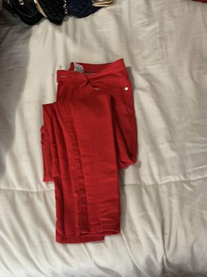 Penrton red and very beautiful and Huh quality rubber and comfortable and soft sent in order to get it and give you something for free for Sale in Maple Valley, WA