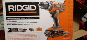 NIB RIDGID DRILL for Sale in Jacksonville, FL
