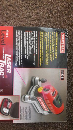 Laser Trac 4 in 1 for Sale in Dearborn, MI