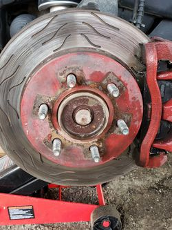 slotted rotors and pads for Sale in Wenatchee,  WA
