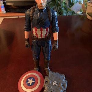 Captain America Marvel Avengers Power FX for Sale in Union City, CA