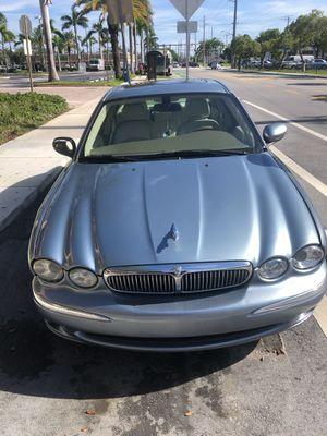 Jaguar X Type 2005 for Sale in HALNDLE BCH, FL