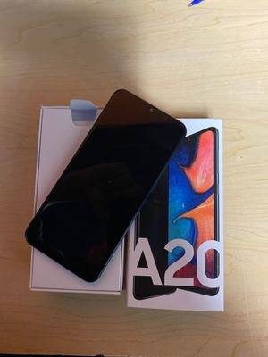 Samsung a20 unlocked for Sale in Santa Ana, CA