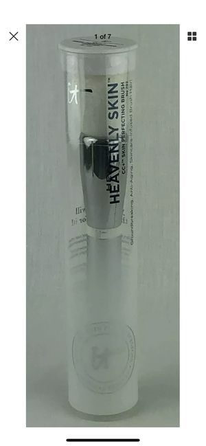 iT Heavenly Skin CC+ Skin Perfecting Makeup Brush for Sale in Allen, TX
