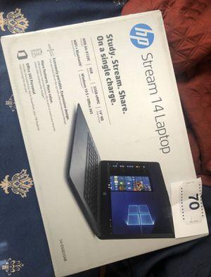"""HP STREAM 14"""" LAPTOP NEW IN BOX for Sale in Macon, GA"""