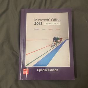 Microsoft Office 2013 Special Edition for Sale in Phoenix, AZ