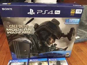 PS4 pro 1TB for Sale in Hartford, CT