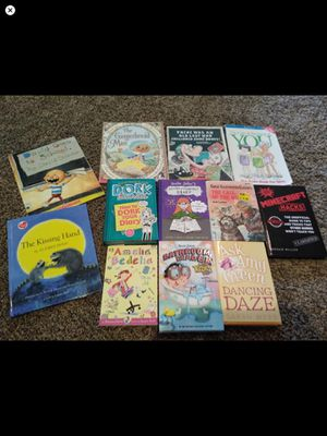 Books all for 5 for Sale in Lancaster, OH