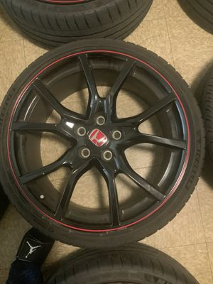 Honda SI rims for Sale in Washington, DC