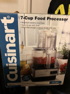 Cuisinart food processor for Sale in Fort Worth, TX