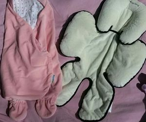 Infant insert & Infant Snuggie for Sale in Frisco, TX