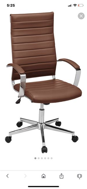 Office chair (gray) for Sale in Euclid, OH
