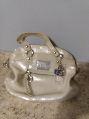 Authentic coach poppy sequin purse for Sale in Stuart, FL