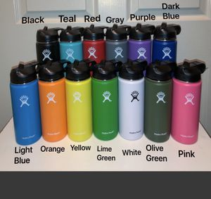 Purchase One (1) 18oz Hydro Water Flask Bottle for Sale in San Jacinto, CA