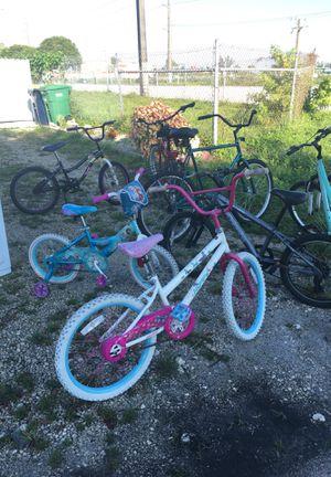 Differents bike price for Sale in Davie, FL