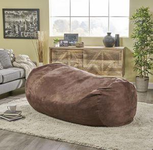 Large Bean Bag Chair Giant Sofa 8 ft XL for Sale in Vero Beach, FL