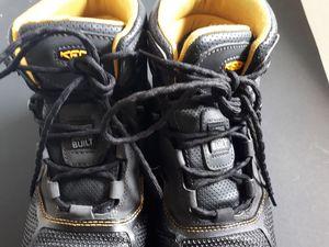 men's KEEN logandale steel toe Boots size 9.5D for Sale in Plano, TX