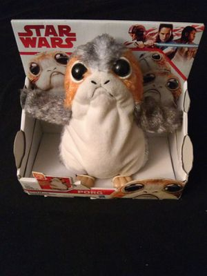 Star wars porg for Sale in City of Industry, CA