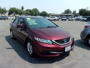 2014 Honda Civic for Sale in Modesto, CA