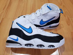 Nike Air Max Uptempo 95 Orlando Magic Basketball Shoes size 10 Photo Blue for Sale in El Monte, CA