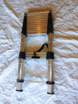 Heavy duty tradesman-type collapsible ladder - Used for Sale in Niwot, CO