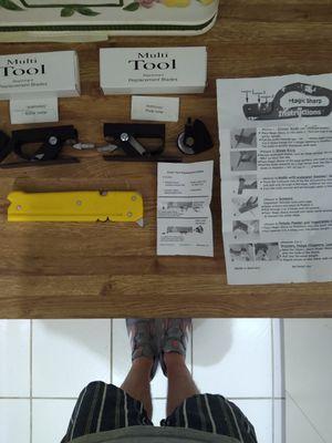 Magic sharp multi tool. for Sale in Largo, FL