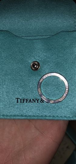Tiffany & Co. Silver and Diamond Ring for Sale in Washington,  DC