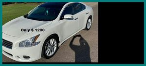 $12OO I sell URGENT 2OO9 Nissan Maxima for Sale in Sioux City, IA