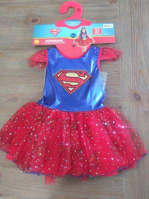 Supergirl costume, size 3-4T for Sale in Miami, FL