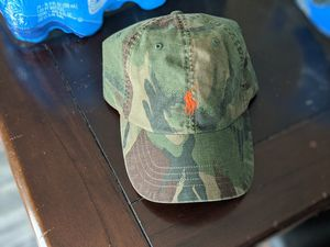 Camo Polo Hat for Sale in Saint Charles, MO