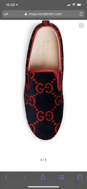 Gucci shoes for Sale in Scottsdale, AZ