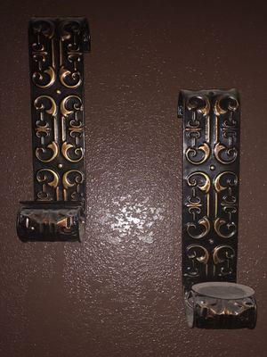Kirkland wall candle holders for Sale in Phoenix, AZ