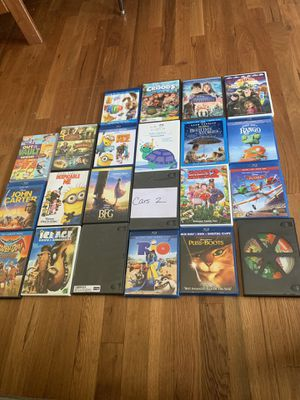 Children dvds and Blu-ray for Sale in Sacramento, CA
