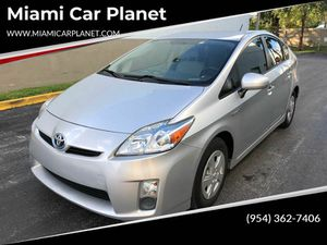 2011 Toyota Prius for Sale in Hollywood, FL