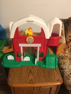 Toy farm set for Sale in Little Chute, WI