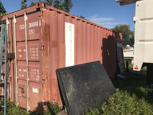 20 foot storage container for sale for Sale in Homestead, FL