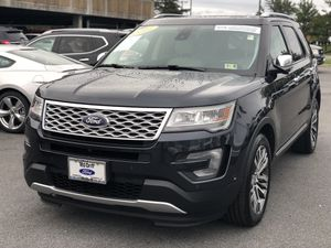 2017 FORD EXPLORER PLATINUM CPO for Sale in Fairfax, VA