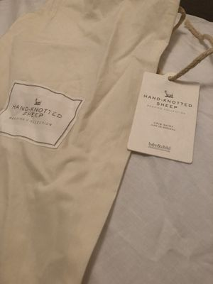 Restoration Hardware Baby and Child -crib skirt for Sale in Forest Hills, TN