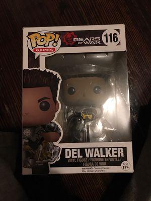 GEARS OF WAR DEL WALKER FUNKO POP for Sale in Jersey City, NJ