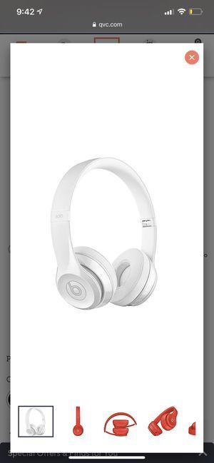 Beats Solo 3 Earphones by Dr. Dre for Sale in Boston, MA