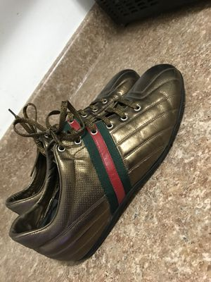Gucci shoes sz12 for Sale in Manassas, VA