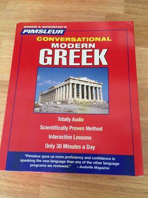 Learn Greek cd's for Sale in Ashburn, VA