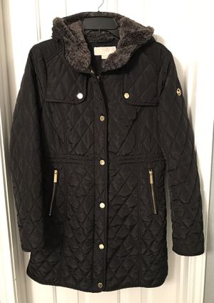 Michael Kors Women's Lined Hooded Jacket - Sz Med for Sale in Fort Worth, TX