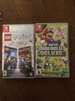 Nintendo switch games for Sale in North Richland Hills, TX