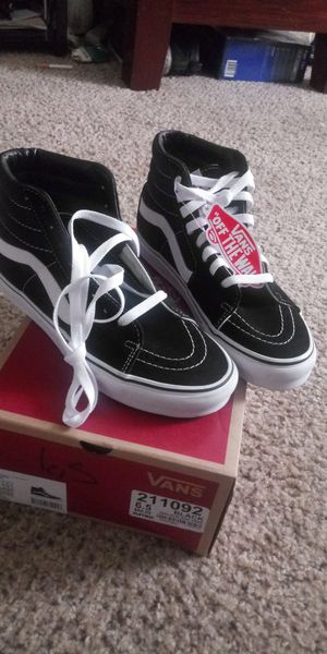 Womens Vans Sz 8 for Sale in St. Louis, MO