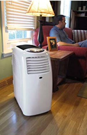 Solear Air portable Air Conditioner, Dehumidifier, Heater, Fan for Sale in West Menlo Park, CA