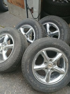 """17 """" Jeep Wheels for Sale in Charles City, VA"""